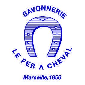 Savonnerie LE FER A CHEVAL , Marseille , 1856